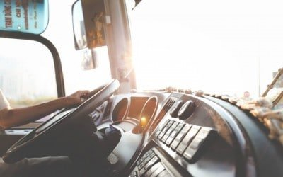 Heat safety for drivers, vehicles